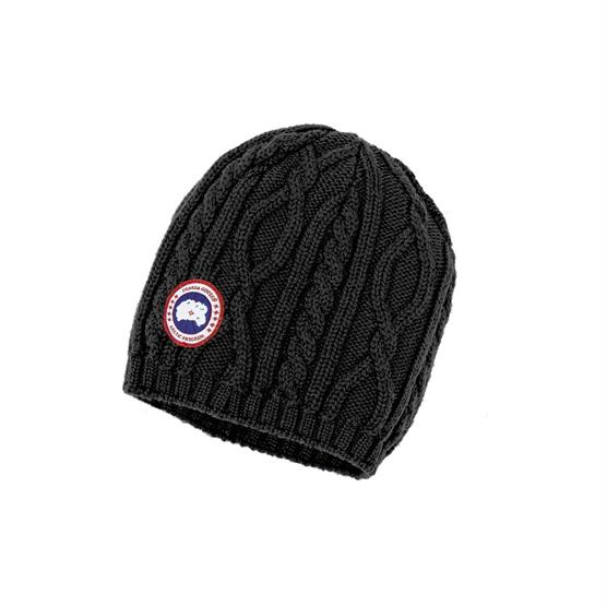 Image of   Canada Goose Ladies Chunky Cable Knit Beanie