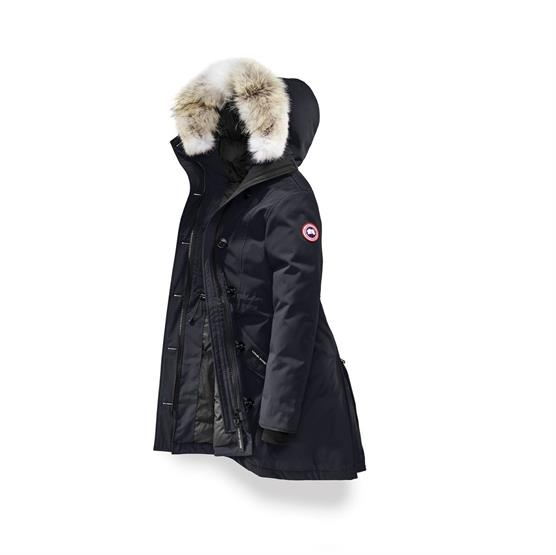 Image of   Canada Goose Ladies Rossclair Parka, Navy