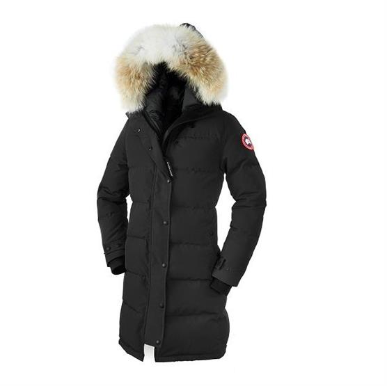 Image of Canada Goose Ladies Shelburne Parka, Black