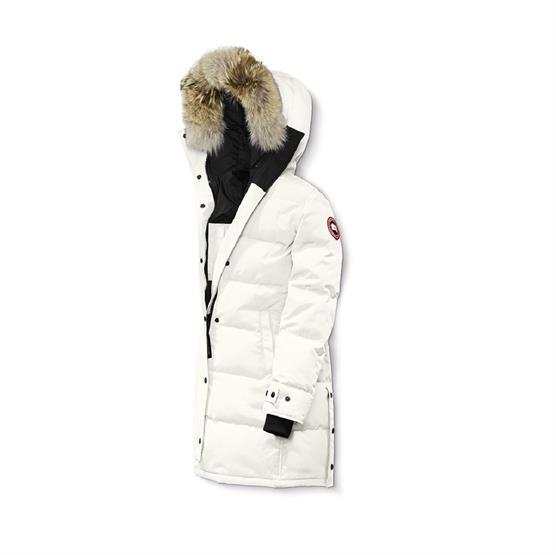 Image of Canada Goose Ladies Shelburne Parka, Early Light