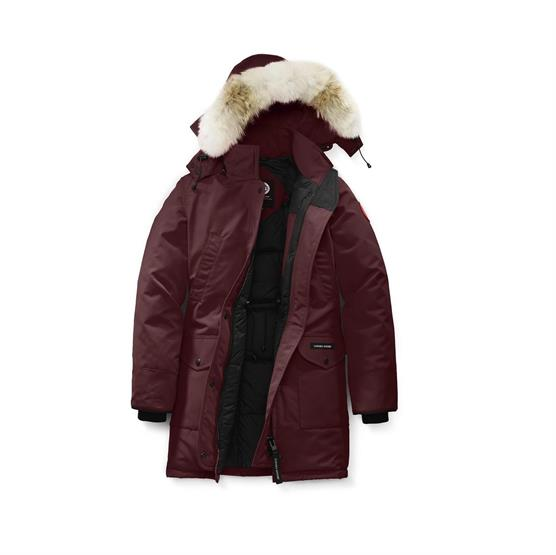 Image of   Canada Goose Ladies Trillium Parka HD, Elderberry