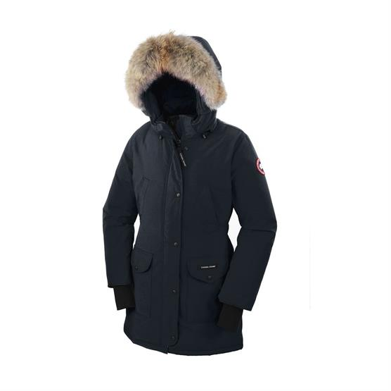 Image of   Canada Goose Ladies Trillium Parka, Ink Blue
