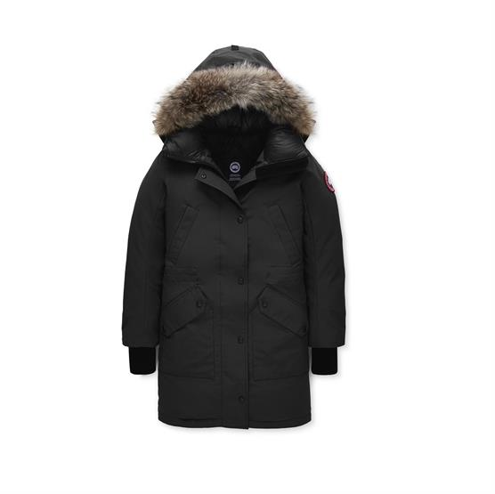 Image of Canada Goose Ladies Ellesmere Parka, Black