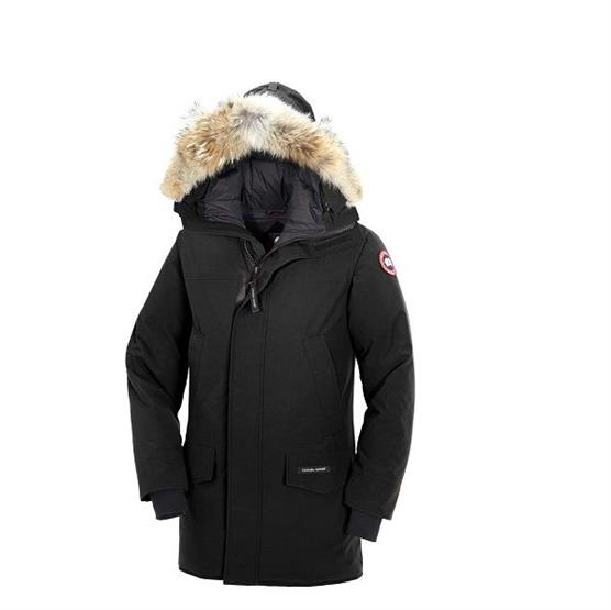 Image of   Canada Goose Mens Langford Parka, Black