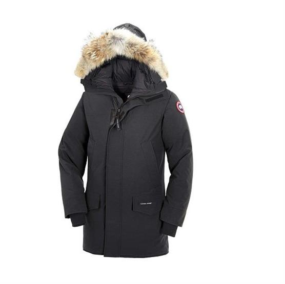 Image of   Canada Goose Mens Langford Parka, Graphite