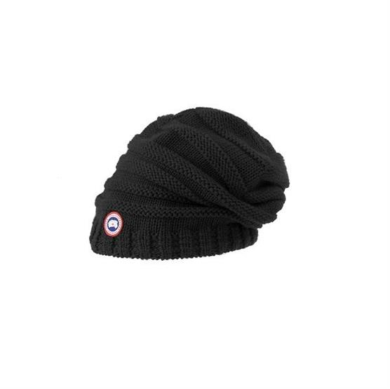 Image of   Canada Goose Ladies Merino Slouchy, Black