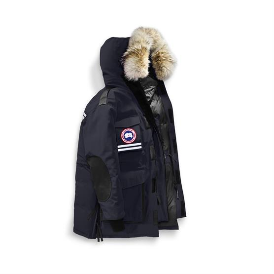Image of   Canada Goose Mens Snow Mantra Parka, Navy