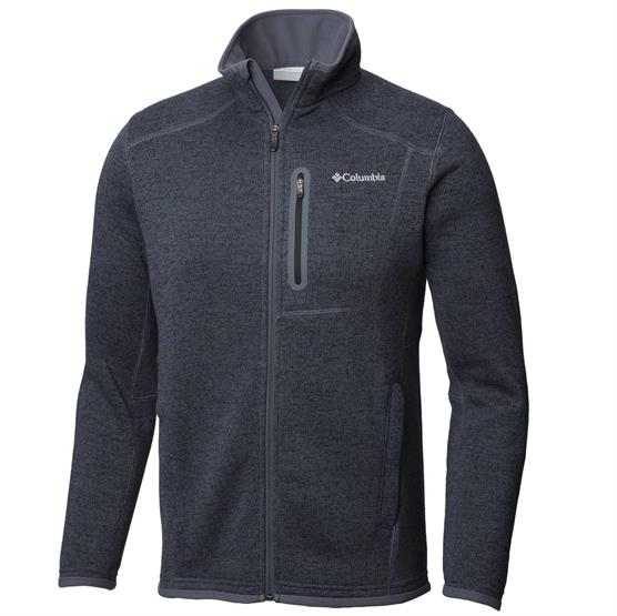 Image of   Columbia Altitude Aspect FZ Mens, Dark Mountain Heather