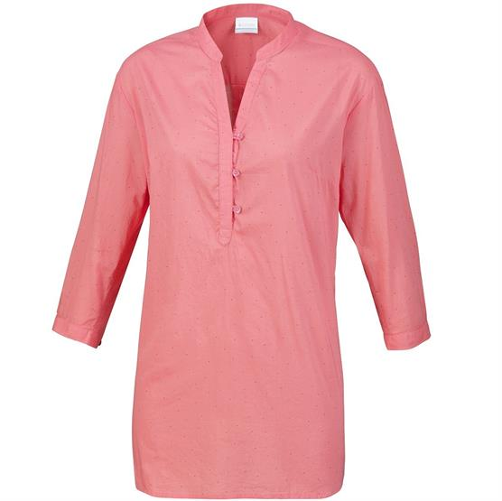 Image of   Columbia Early Tide Tunic Womens, Mineral Pink