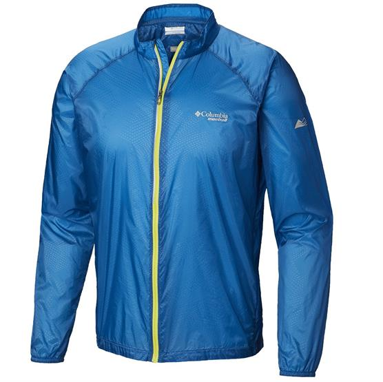 Image of   Columbia F.K.T. Wind Jacket Mens, Deep Lagoon