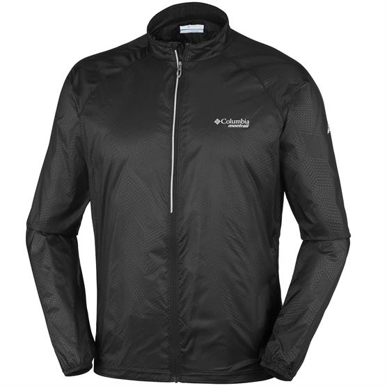 Image of   Columbia F.K.T. Wind Jacket Mens, Black