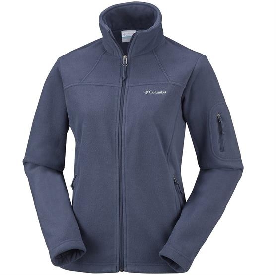 Image of   Columbia Fast Trek II Jacket Womens, Nocturnal