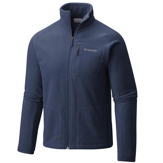 Image of   Columbia Fast Trek II Full Zip Fleece Mens, Carbon