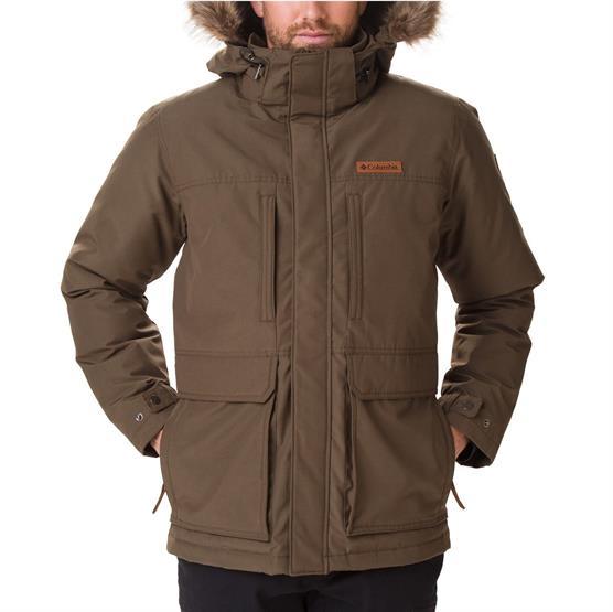 Image of   Columbia Marquam Peak Jacket Mens, Olive Green