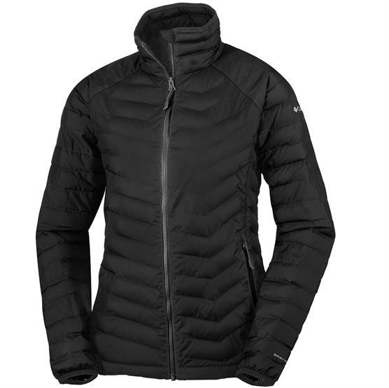 Image of   Columbia Powder Lite Jacket Dame, Black