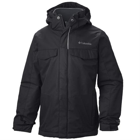 Columbia Bugaboo Interchange Jacket Børn, Black