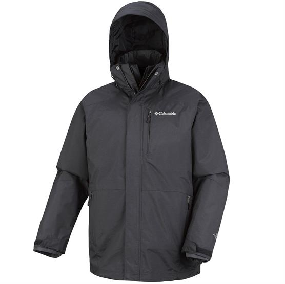 Columbia Element Blocker Jacket Herre, Black