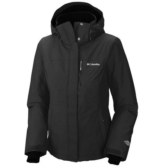 Columbia Alpine Action OH Jacket Dame, Crossdye Black