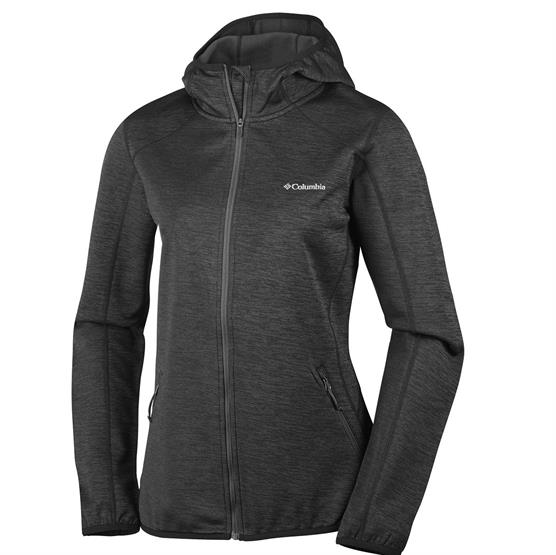 Columbia Sapphire Trail Fleece Dame, Black