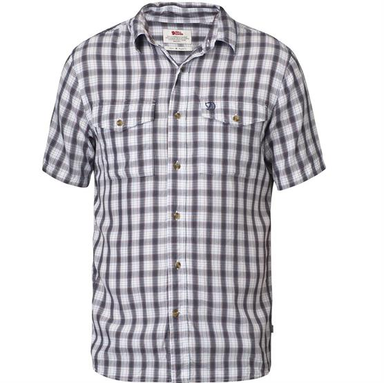 Image of   Fjällräven Abisko Cool Shirt S/S Mens, Blue Bird