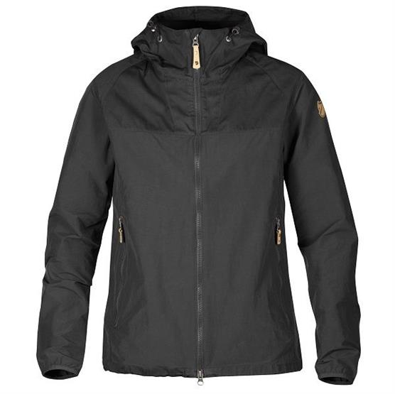 Image of   Fjällräven Abisko Hybrid Jacket Womens, Dark Grey