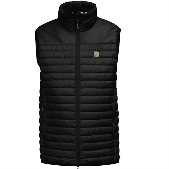 Image of   Fjällräven Abisko Padded Vest Mens, Black