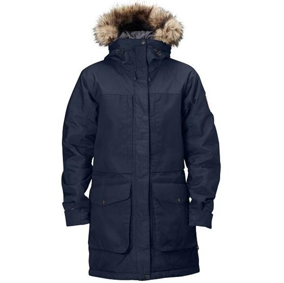 Image of   Fjällräven Barents Parka Mens, Dark Navy