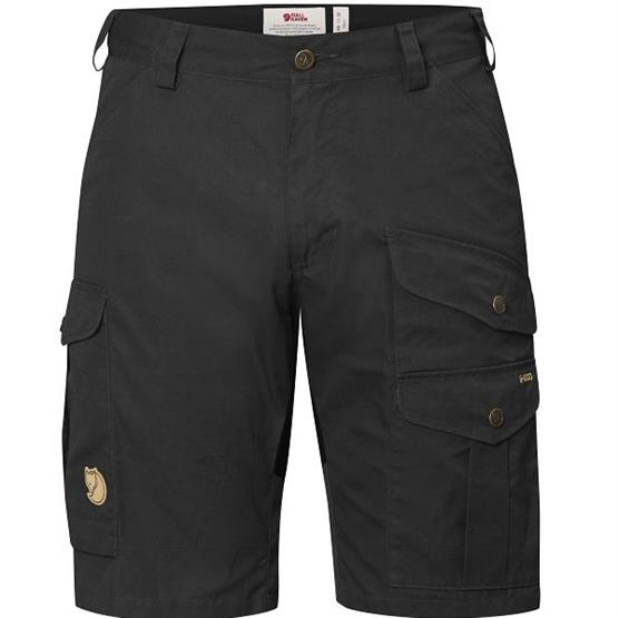 Image of   Fjällräven Barents Pro Shorts Mens, Dark Grey / Black