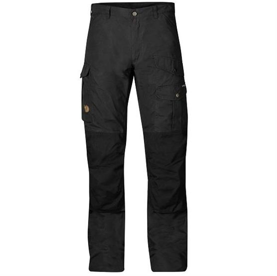 Image of   Fjällräven Barents Pro Trousers Mens, Dark Grey / Black