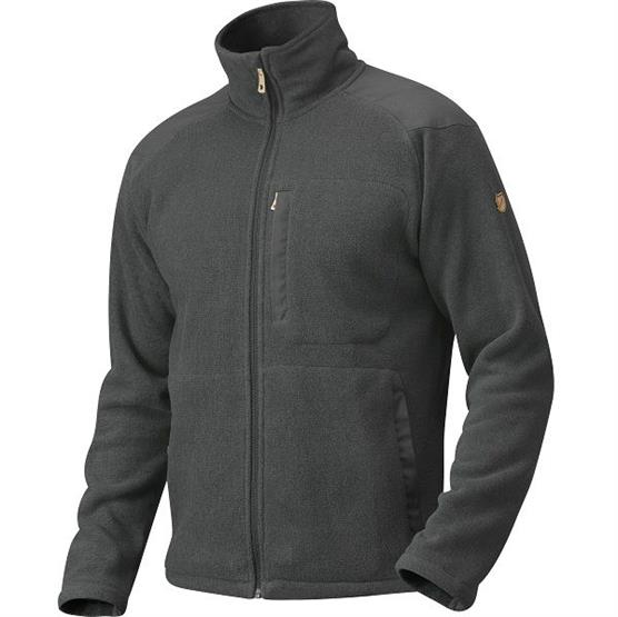 Image of   Fjällräven Buck Fleece Mens, Graphite
