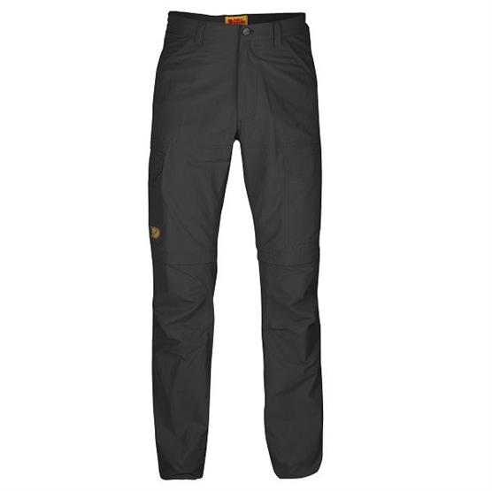 Image of   Fjällräven Cape Point MT Zip-Off Trousers Mens, Dark Grey