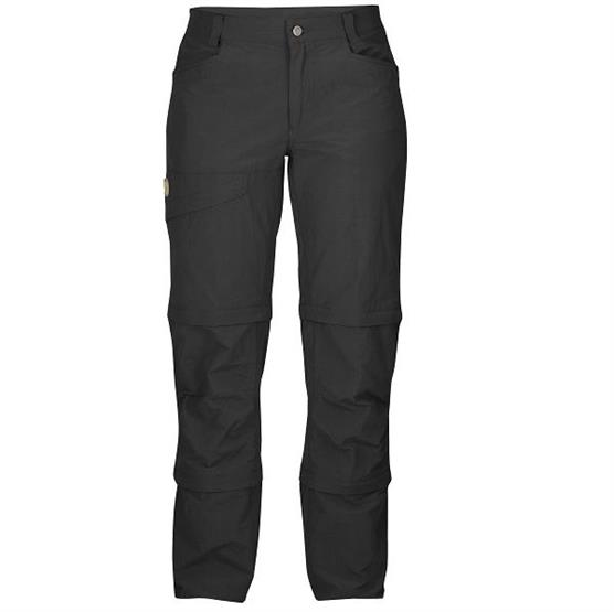 Image of   Fjällräven Daloa MT 3 Stage Trousers Womens, Dark Grey