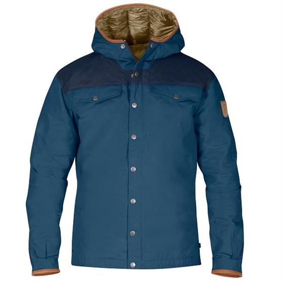 Image of   Fjällräven Greenland No.1 Down Jacket Mens, Uncle Blue