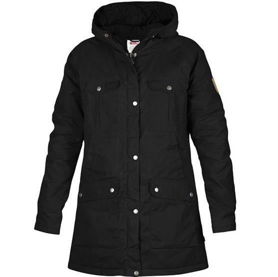 Image of   Fjällräven Greenland Parka Womens, Black