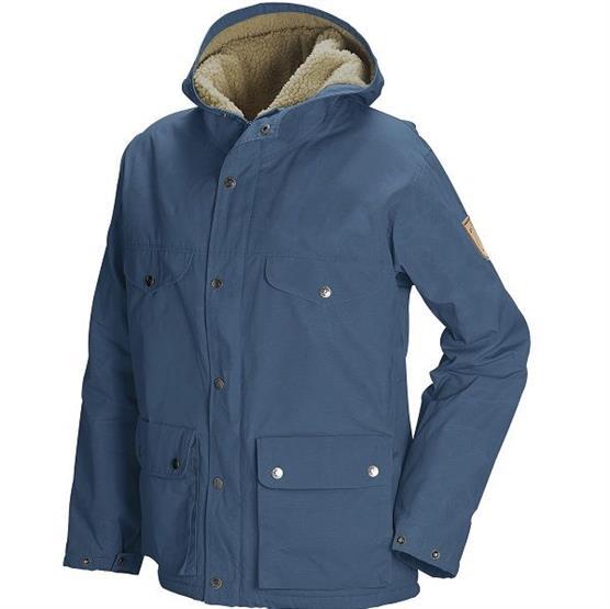 Image of   Fjällräven Greenland Winter Jacket Womens, Uncle Blue