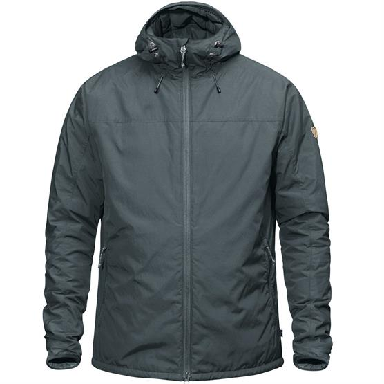 Fjällräven High Coast Padded Jacket Mens, Ash Grey