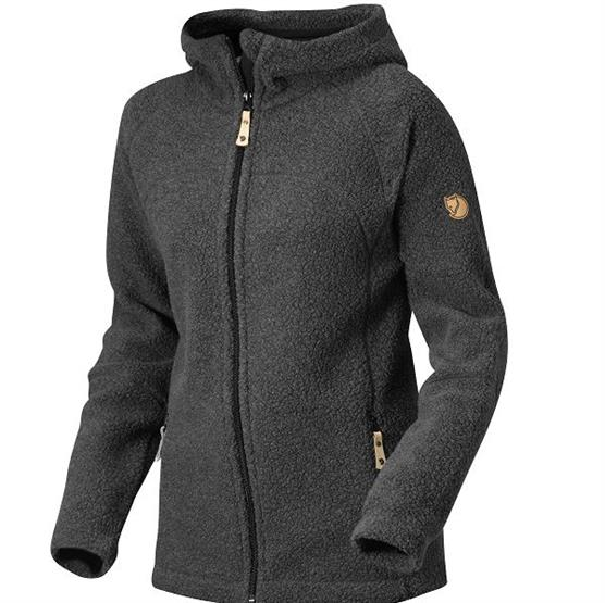 Image of   Fjällräven Kaitum Fleece Womens, Dark Grey