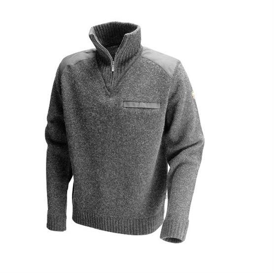 Image of   Fjällräven Koster Sweater Mens, Dark Grey