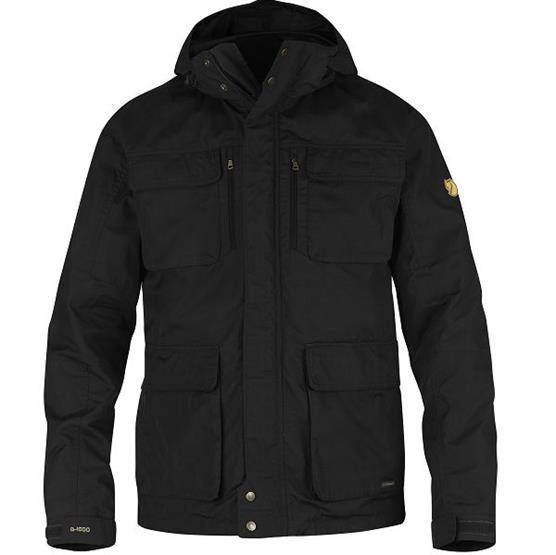 Fjällräven Montt 3 in 1 Hydratic Jacket Mens, Black