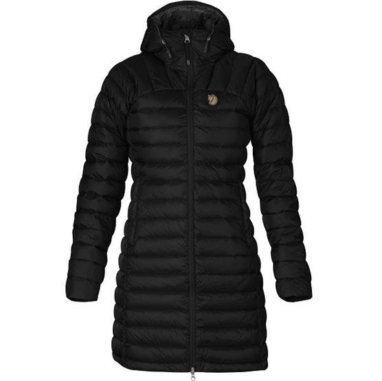 Image of   Fjällräven Snow Flake Parka Womens, Black