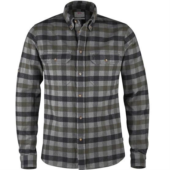 Fjällräven Skog Shirt Mens, Black