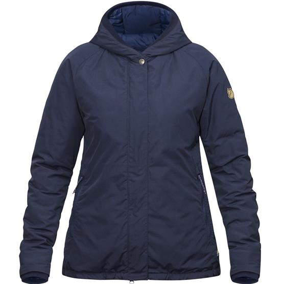 Fjällräven High Coast Padded Jacket Womens, Navy