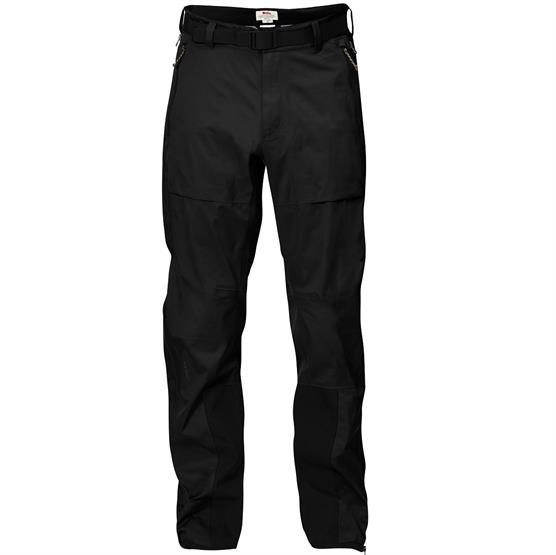 Image of   Fjällräven Keb Eco-Shell Trousers Mens, Black