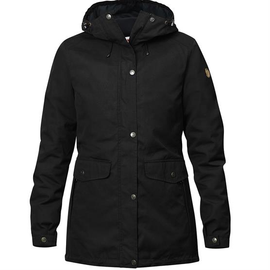 Image of   Fjällräven Övik 3 in 1 Parka Womens, Black