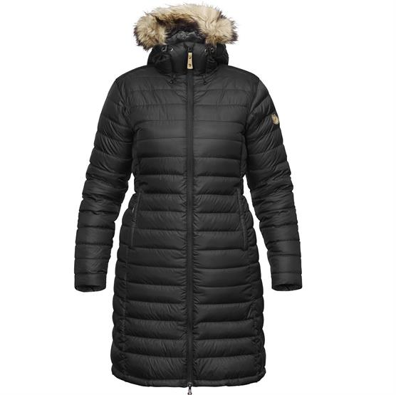 Image of   Fjällräven Övik Down Parka Womens, Black