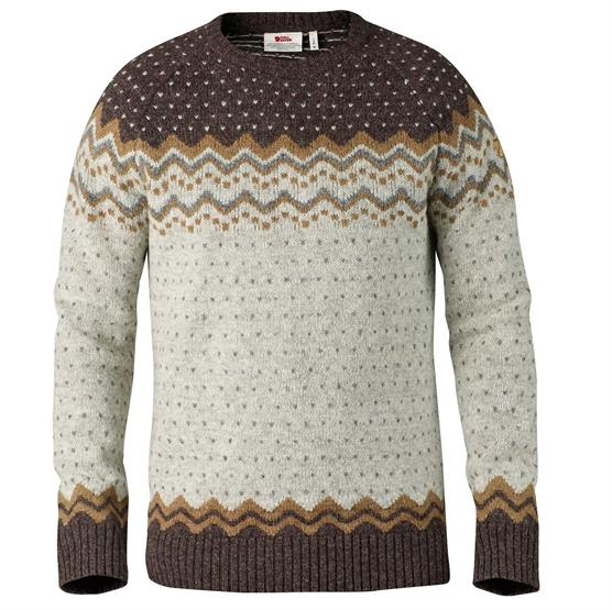Image of   Fjällräven Övik Knit Sweater Mens, Sand