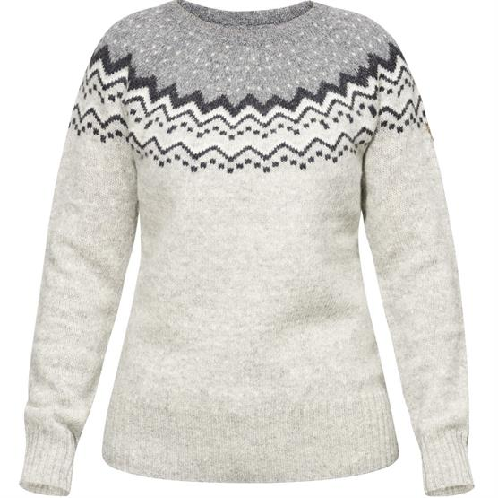 Image of   Fjällräven Övik Knit Sweater Womens, Grey