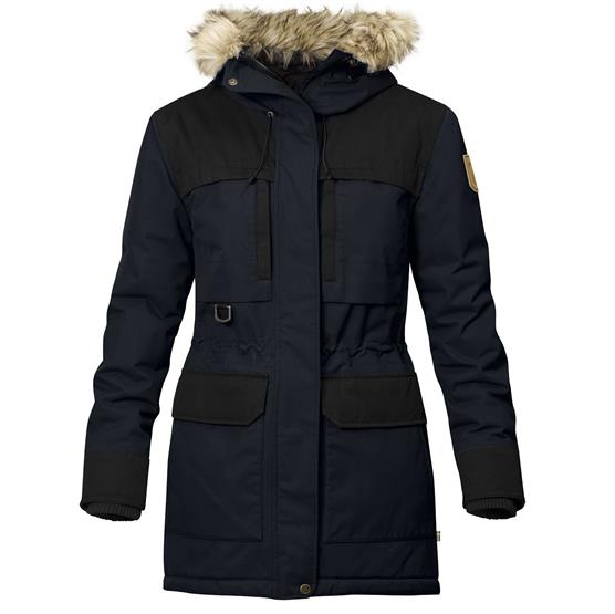 Fjällräven Polar Guide Parka Womens, Black