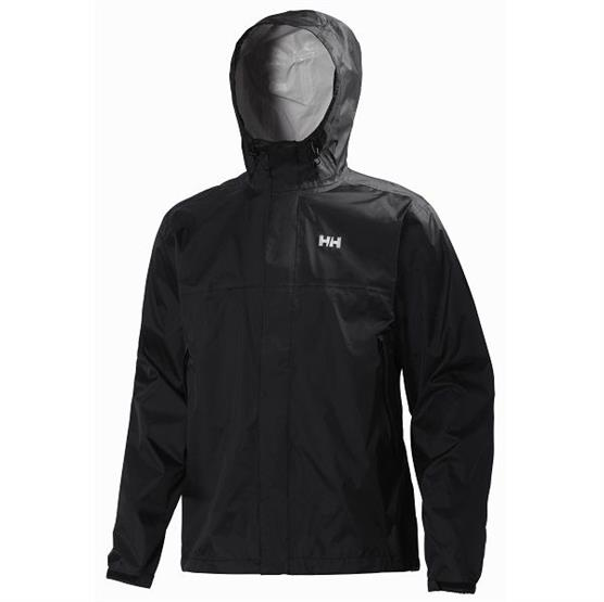 Image of   Helly Hansen Mens Loke Jacket, Ebony