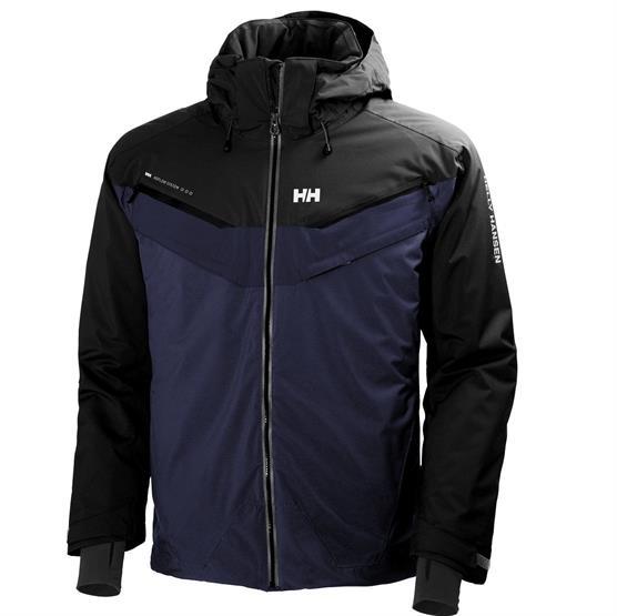 Image of   Helly Hansen Mens Blazing Jacket, Evening Blue